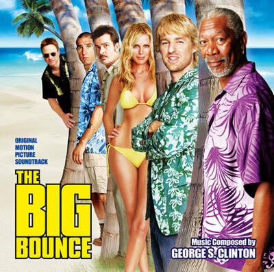 Cover art for The Big Bounce