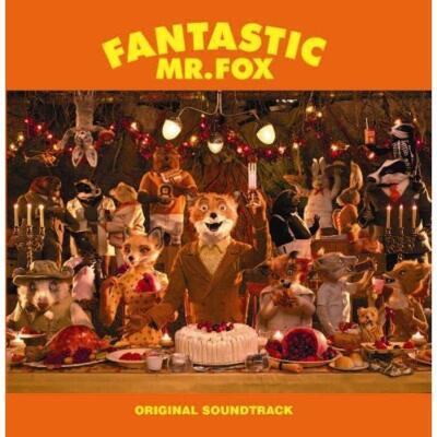 Cover art for Fantastic Mr. Fox