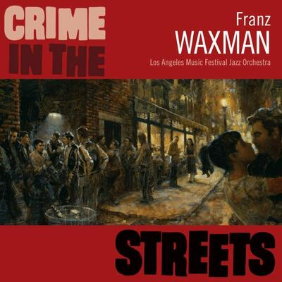 Cover art for Crime in the Streets