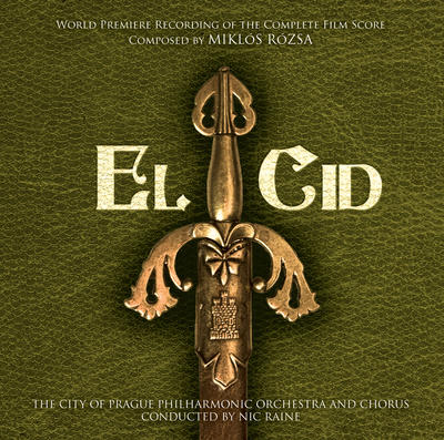 Cover art for El Cid