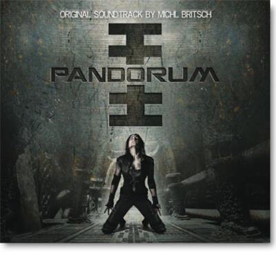 Cover art for Pandorum
