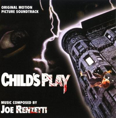 Cover art for Child's Play