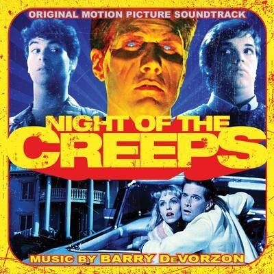 Cover art for Night of the Creeps