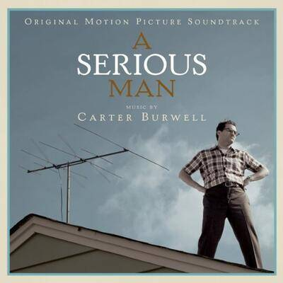 Cover art for A Serious Man