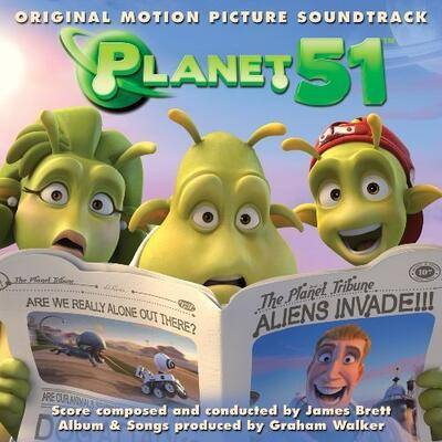 Cover art for Planet 51