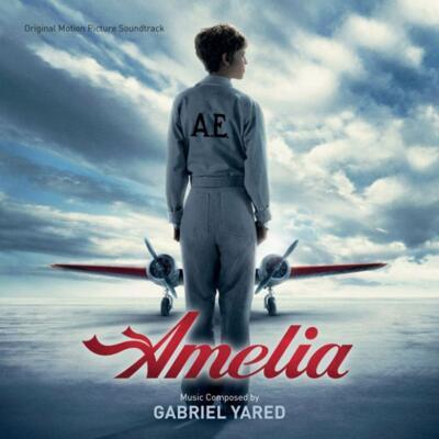 Cover art for Amelia