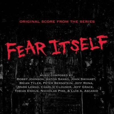 Cover art for Fear Itself