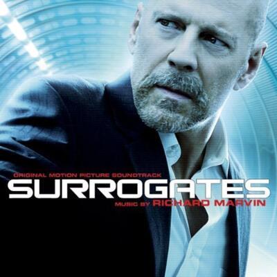 Cover art for Surrogates