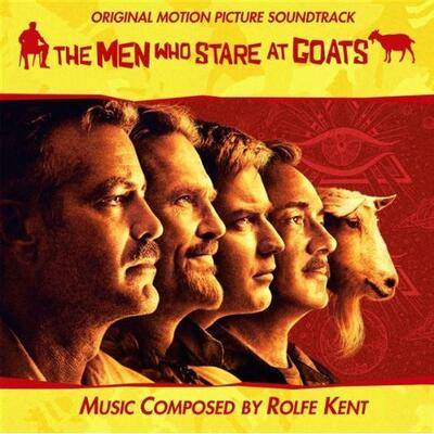 Cover art for The Men Who Stare at Goats