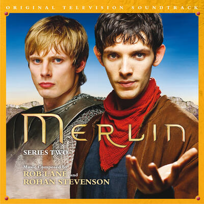 Cover art for Merlin (Series Two)