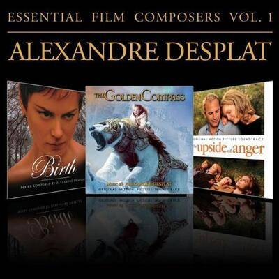 Cover art for Essential Film Composers Vol.1 - Alexandre Desplat