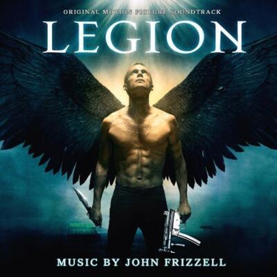 Cover art for Legion