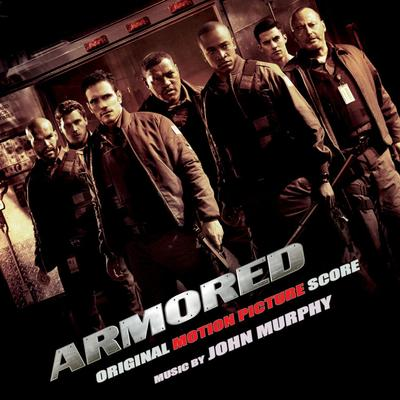 Cover art for Armored