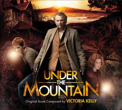 Cover art for Under the Mountain