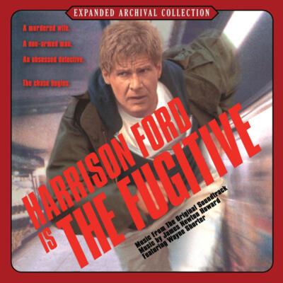 Cover art for The Fugitive