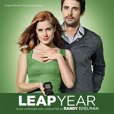 Cover art for Leap Year