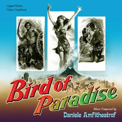 Cover art for Bird of Paradise / Lydia Bailey
