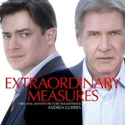 Cover art for Extraordinary Measures