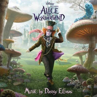 Cover art for Alice in Wonderland