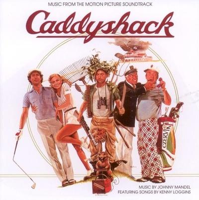 Cover art for Caddyshack