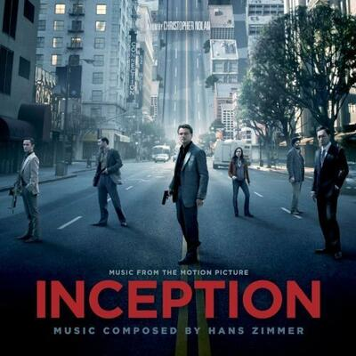 Cover art for Inception