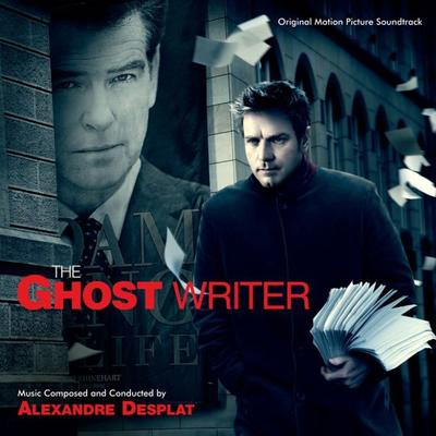 Cover art for The Ghost Writer