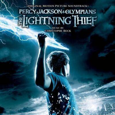 Cover art for Percy Jackson & the Olympians: The Lightning Thief (Original Motion Picture Soundtrack)