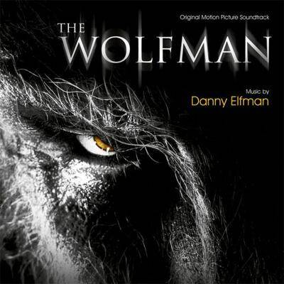Cover art for The Wolfman (Original Motion Picture Soundtrack)