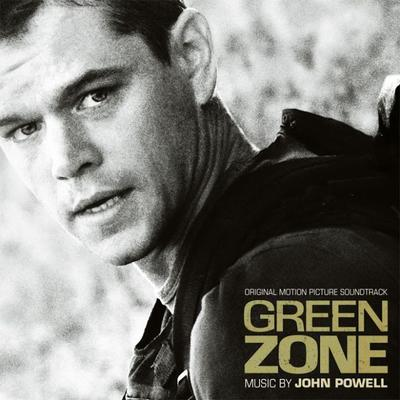 Cover art for Green Zone