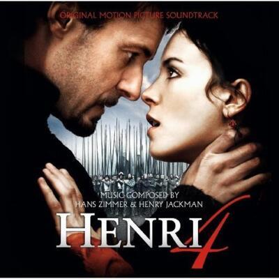 Cover art for Henri IV