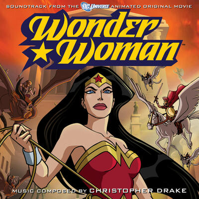 Cover art for Wonder Woman