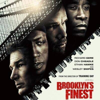 Cover art for Brooklyn's Finest