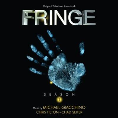 Cover art for Fringe (Staffel 1)