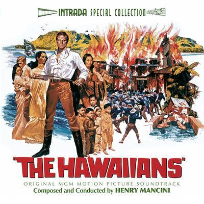 Cover art for The Hawaiians