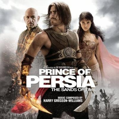 Cover art for Prince of Persia: The Sands of Time