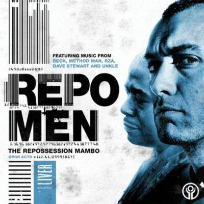 Cover art for Repo Man