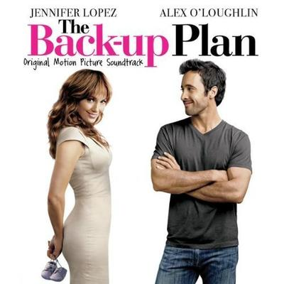 Cover art for The Back-up Plan
