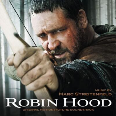 Cover art for Robin Hood