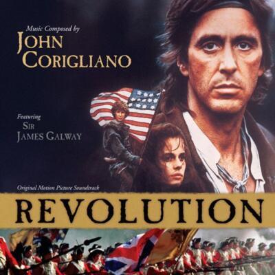 Cover art for Revolution