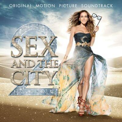 Cover art for Sex and the City 2
