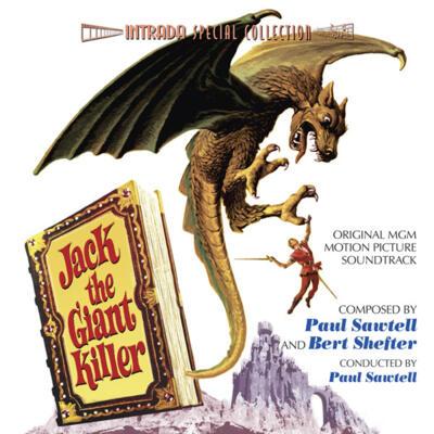 Cover art for Jack the Giant Killer