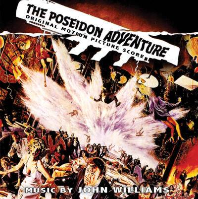 Cover art for The Poseidon Adventure