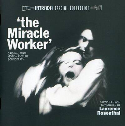 Cover art for The Miracle Worker