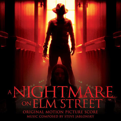 Cover art for A Nightmare on Elm Street