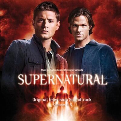 Cover art for Supernatural (Season 1 - 5)