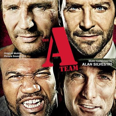 Cover art for The A-Team (Original Motion Picture Soundtrack)