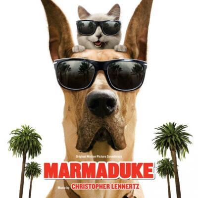 Cover art for Marmaduke