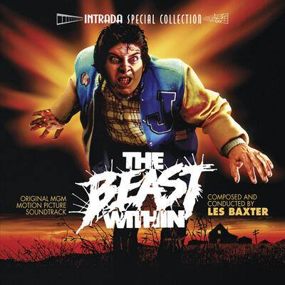 Cover art for The Beast Within