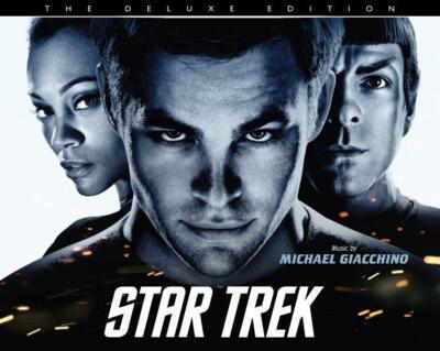 Cover art for Star Trek: The Deluxe Edition