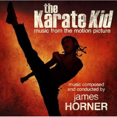 Cover art for The Karate Kid